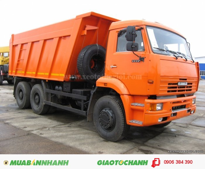 Xe Kamaz 55111 13 Tấn , Bán xe Kamaz 65115 15 tấn, , Xe Kamaz 6520 20 tấn
