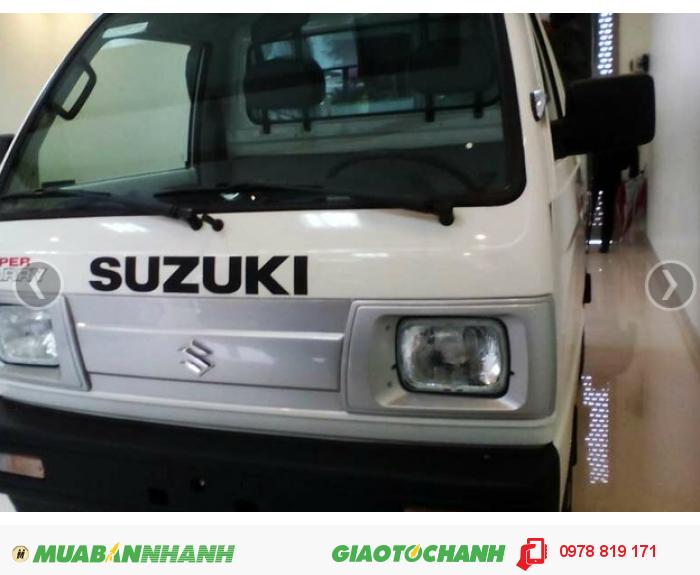 Suzuki Carry sản xuất năm 2016 Số tay (số sàn) Xe tải động cơ Xăng