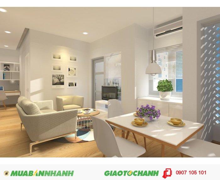 Mở bán căn hộ Lucky Apartment giá chỉ 750 triệu ( Đã bao gồm VAT )