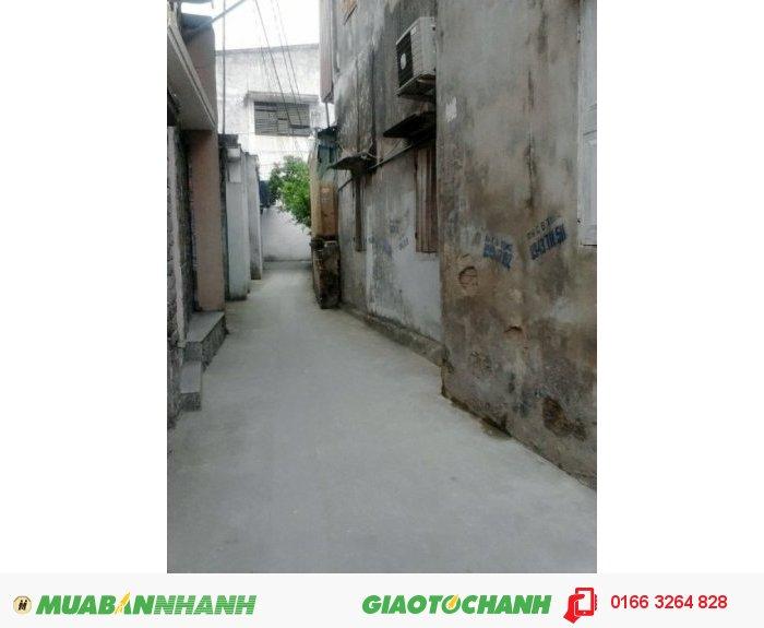 Nhà có gác lửng 56m2 Thiên Lôi, Đông Nam, ngõ nông gần Phúc Tăng, 760 triệu có TL