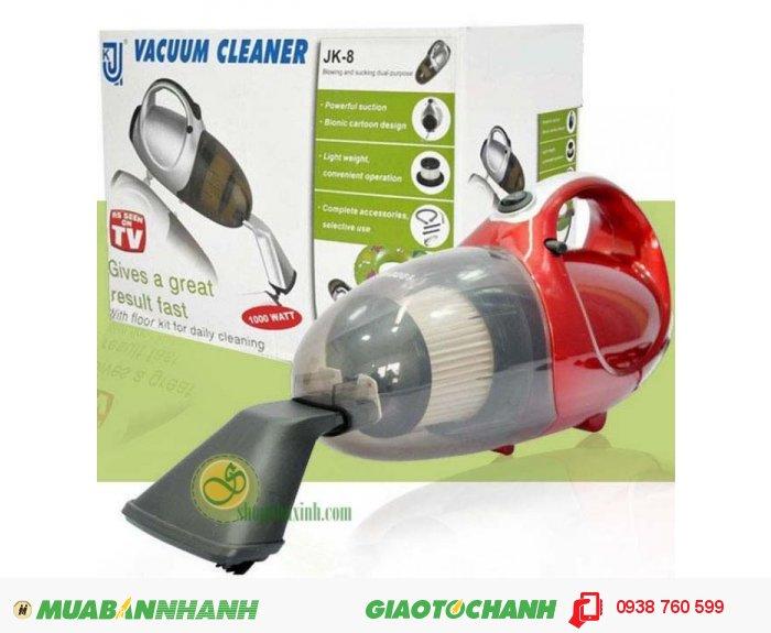 Máy Hút Thổi Bụi 2 Chiều Mini Vacuum Cleaner JK-8