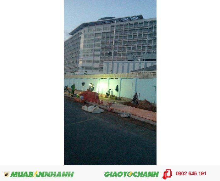 Bán đất mặt tiền khu bệnh viện Đa Khoa trung tâm An Giang