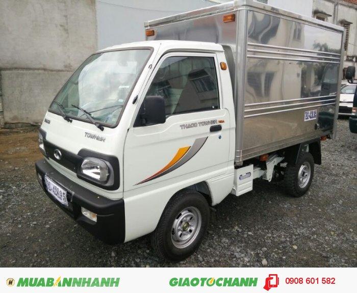 Xe tải nhẹ 650 kg (Towner 750A) - Trường Hải Ôto