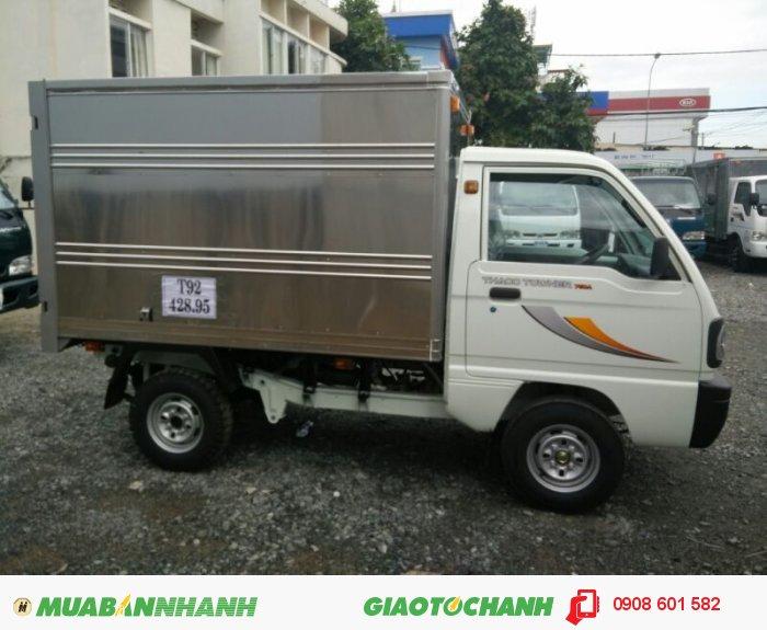 Xe tải nhẹ 650 kg (Towner 750A) - Trường Hải Ôto 2
