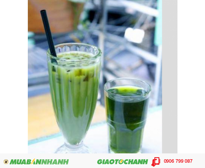 Trà xanh Thái Lan1