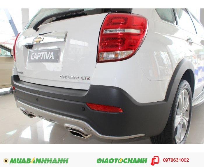 Captiva 2015 CHiếc xe SUV lịch lãm sang trọng giá cả thỏa thuận 1