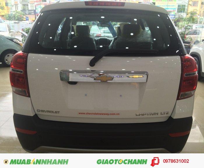 Captiva 2015 CHiếc xe SUV lịch lãm sang trọng giá cả thỏa thuận 4
