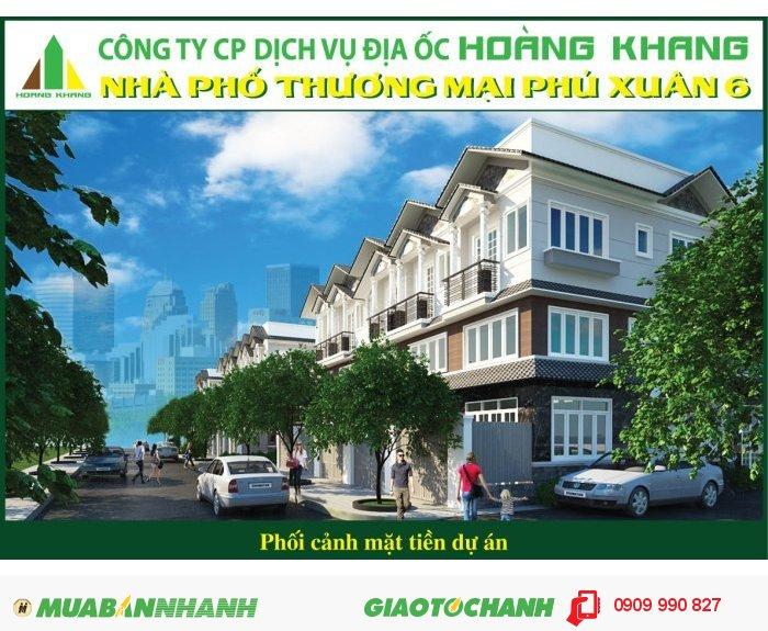 Nhà 3 tầng/ 3 phòng ngủ , liền kề Phú Mỹ Hưng, cách cầu Phú Xuân chỉ 800m