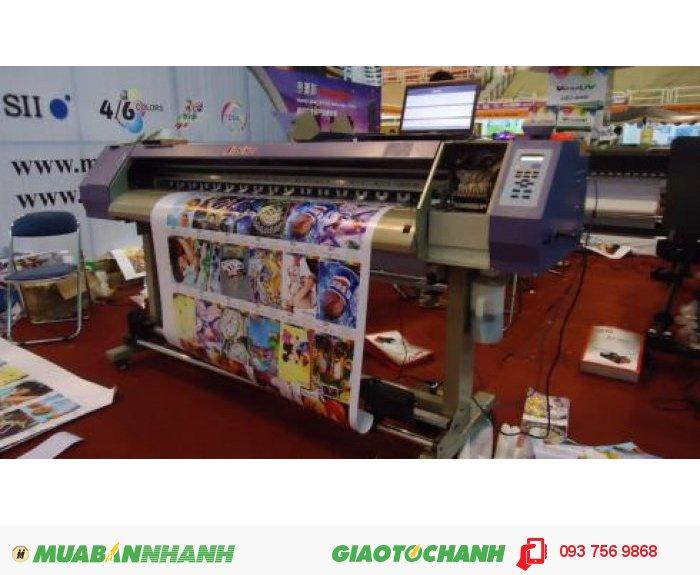 Sản phẩm máy in bạt khổ nhỏ của Công Ty MayInQuangCao.com được chế tạo theo công nghệ Nhật Bản tiên tiến, hiện đại nhất.