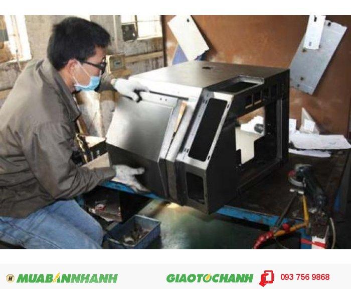 Khách hàng hãy yên tâm khi sử dụng máy in của chúng tôi, Công ty Nghệ Cung với nhân viên lao động lành nghề luôn mong muốn mang đến những sản phẩm chất lượng nhất cho quý khách hàng. Hãy gọi ngay cho chúng tôi hôm nay!, 5