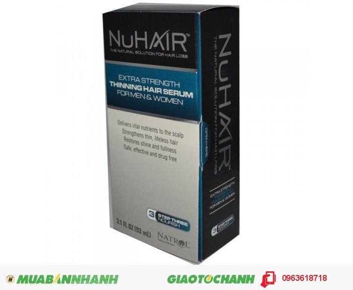 Hãy để serum giúp mọc tóc NuHair Thinning Hair của Mỹ Phẩm Thảo Linh giảm đi sự lo lắng, buồn phiền trong lòng bạn. Hãy gọi ngay cho chúng tôi hôm nay nhé!, 5