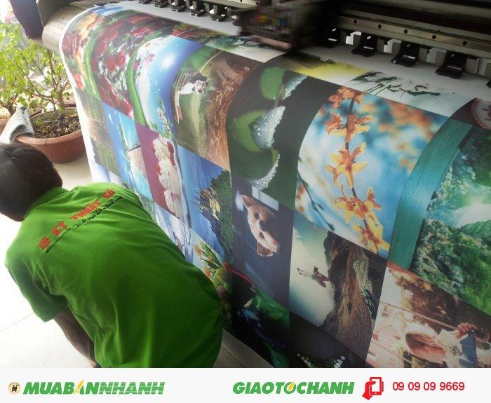 Lựa chọn Công ty TNHH In Kỹ Thuật Số - Digital Printing để đặt in canvas là cách bạn tiết kiệm được chi phí in ấn mà vẫn đảm bảo được chất lượng hình ảnh rõ nét và chân thực nhất., 5