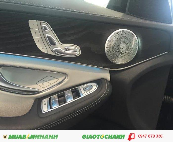 Bán xe Mercedes C250 AMG sx2015 Đen cực mới 3