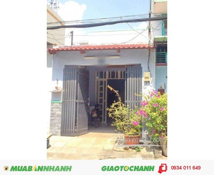 Cần bán nhà cấp 4, mặt tiền đường số 51, F. Bình Thuận, Quận 7