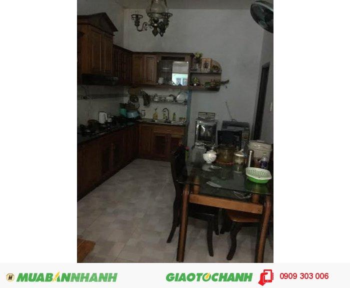 Chính chủ bán gấp nhà 3.3m* 19,5m, đường Nguyễn Cửu Vân
