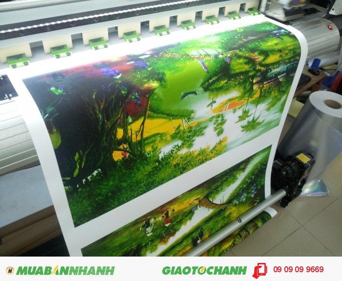 Để đáp ứng cho nhu in ấn trang trí, in ấn khổ lớn với chất liệu vải canvas chuyên dụng cho in tranh nghệ thuật… Công ty TNHH In Kỹ Thuật Số - Digital Printing mang đến dịch vụ in canvas giá rẻ được thực hiện in ấn bởi hệ thống máy in kỹ thuật số khổ lớn., 5