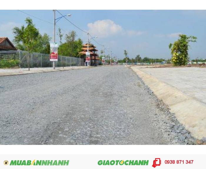 Đất mặt tiền đường Nguyễn Thị Sóc, Hóc Môn
