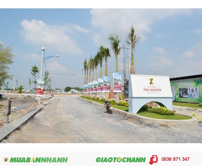 Đất mặt tiền đường Nguyễn Văn Bứa, Hóc Môn