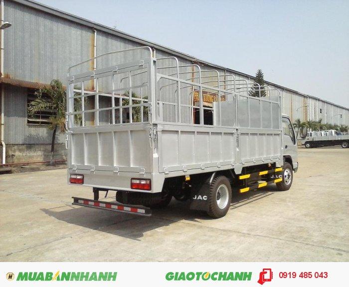 Xe tải JAC 3.45 tấn (JAC 3T45) giá tốt nhất miền Nam, Mua xe tải JAC 3T45 3.45 tấn trả góp lãi suất thấp 1