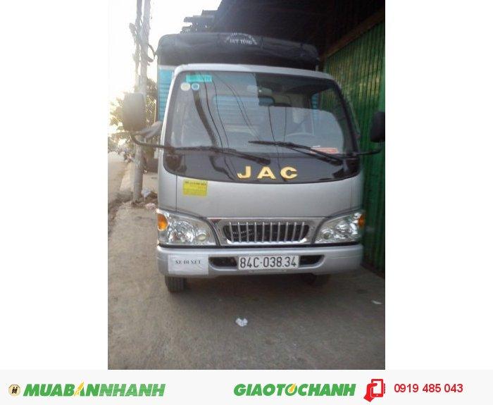 Xe tải JAC 3.45 tấn (JAC 3T45) giá tốt nhất miền Nam, Mua xe tải JAC 3T45 3.45 tấn trả góp lãi suất thấp 2