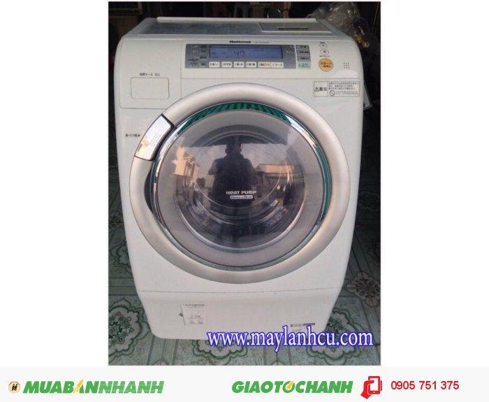 Máy giặt nội địa NATIONAL VR2200 VIP có bán dịch bằng tiếng việt0