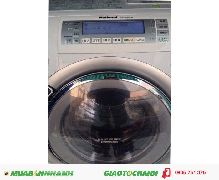 Máy giặt nội địa NATIONAL VR2200 VIP có bán dịch bằng tiếng việt1