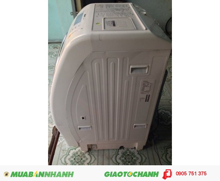 Máy giặt nội địa NATIONAL VR2200 VIP có bán dịch bằng tiếng việt3