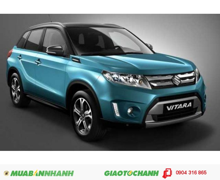 Bán xe  Suzuki Vitara 1.6AT  nhập khẩu 100% Hungary, giá tốt nhất Hà Nội
