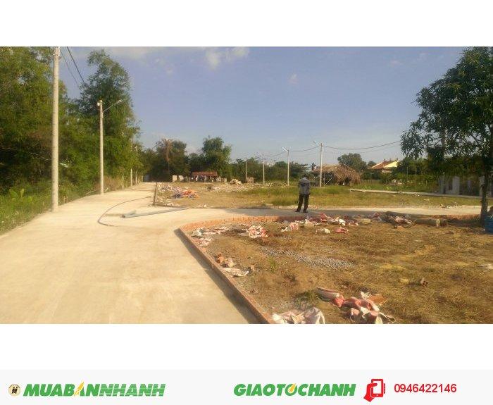 Cần bán lô đất vườn dt 1000m2 thích hợp làm kho, nhà xưởng, đầu tư sinh lợi.