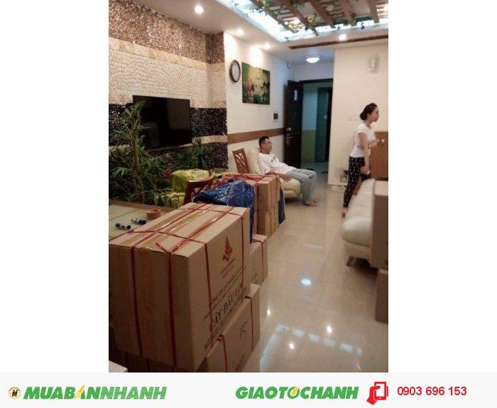 Cần cho thuê căn hộ 155 Nguyễn Chí Thanh, Quận 5