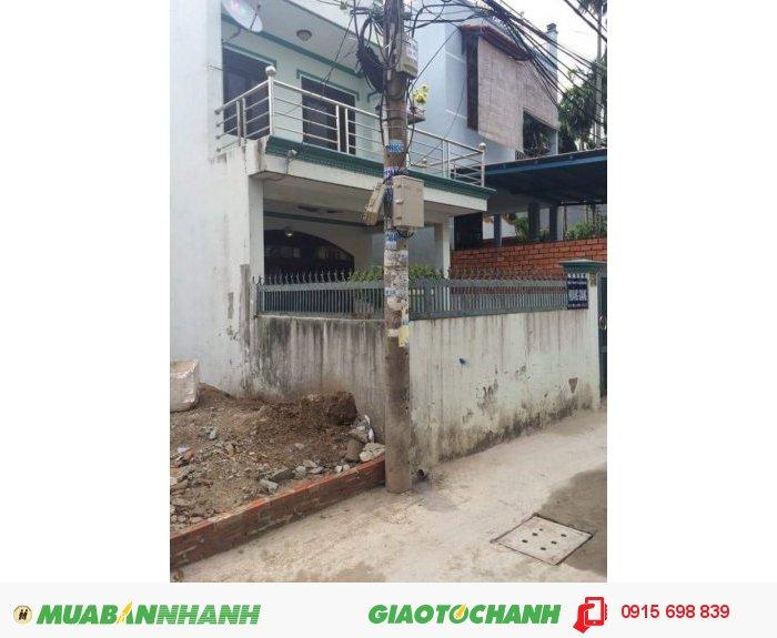 Bán nền nhà mặt tiền đường Lê Đình Quản,5x20 giá 1,9 tỷ