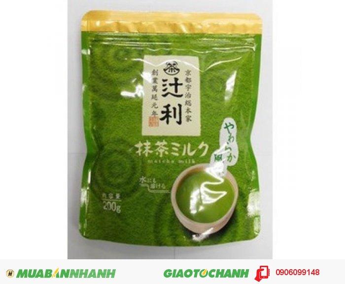 Bột trà xanh của Nhật Bản3