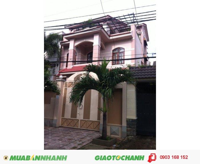 Gia Đình Di cư cần Bán Villa Chu Văn An, F26, Quận Bình Thạnh - Hình Thật