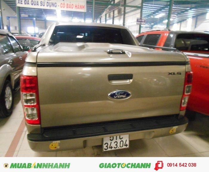 Bán Ford Ranger XLS ghi vàng sx 2013 bstp 2