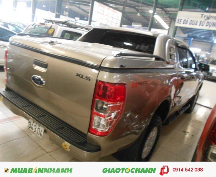 Bán Ford Ranger XLS ghi vàng sx 2013 bstp 3