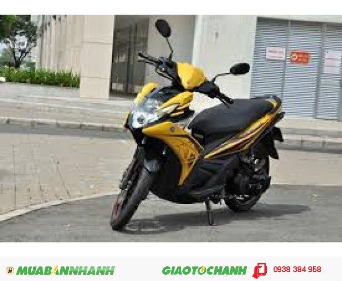 Xe Yamaha Novuo 5 vàng đen chính chủ 2 k12