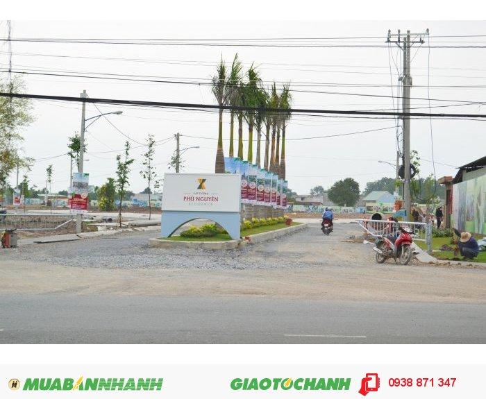 Đất mặt tiền Phan Văn Hớn, Hóc Môn, HCM