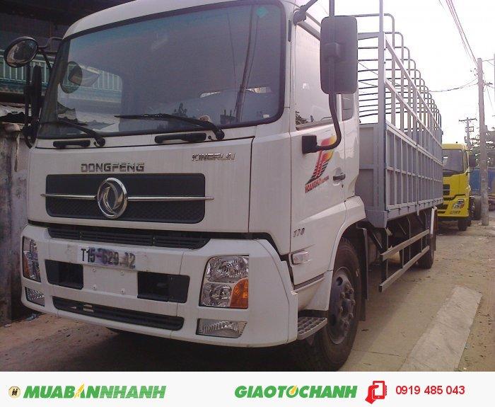Cung cấp xe tải Dongfeng, xe tải thùng Dongfeng Hoàng Huy B190 8.45 tấn 9.15 tấn máy Cummin 1
