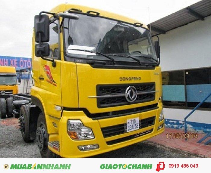 Cung cấp xe tải Dongfeng, xe tải thùng Dongfeng Hoàng Huy B190 8.45 tấn 9.15 tấn máy Cummin 2