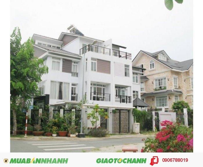 Bán nhà khu dân cư Phú mỹ Hưng giá rẻ