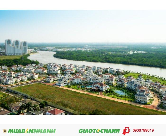 Bán biệt thự Chateau cao cấp Phú mỹ hưng quận 7