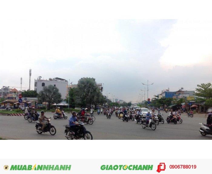 Bán đất mặt tiền Nguyễn Văn linh giá rẻ Quận 7 .
