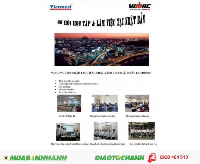 Chương trình đào tạo tiếng Nhật dành cho xuất khẩu lao động