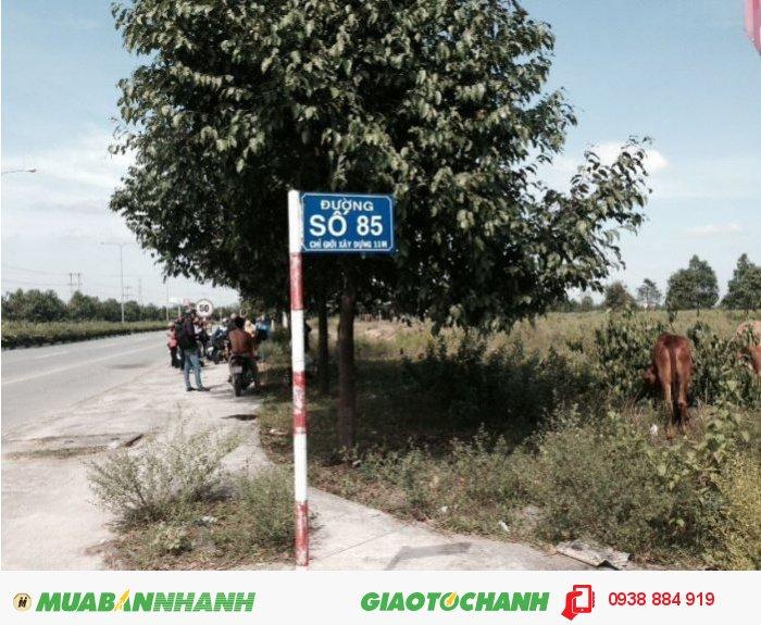 Đất sổ đỏ mặt tiền Nguyễn Văn Linh giá cả hợp lý