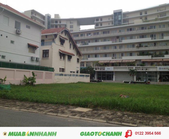 Bán đất 2 mặt tiền Trần Đình Xu+Cô Giang, Quận 1, diện tích 1200m2, giá 135 tỷ