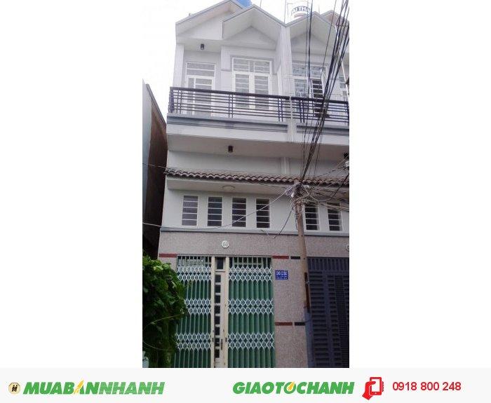 Nhà 3 tầng diện tích sử dụng  85m2, Đ.12m  3PN,  Đường Nguyễn Lương bằng nối dài