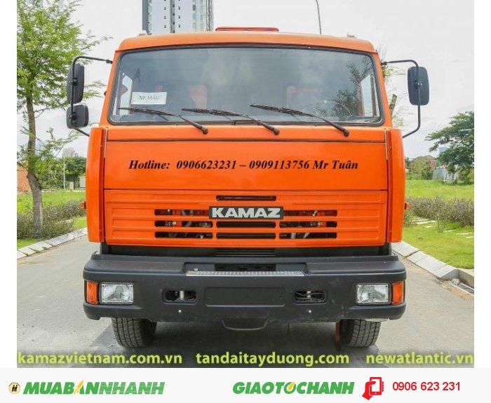 Xe Kamaz 55111 (6x4)
