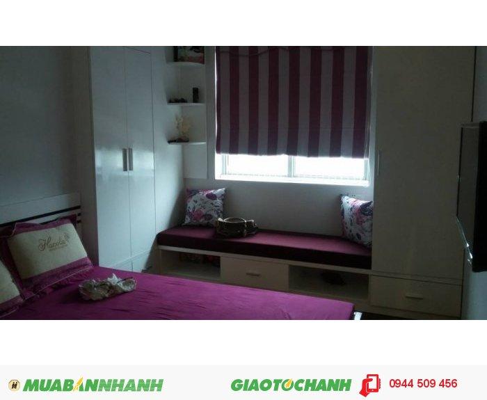 Cho thuê căn hộ chung cư Linh Đàm có nội thất