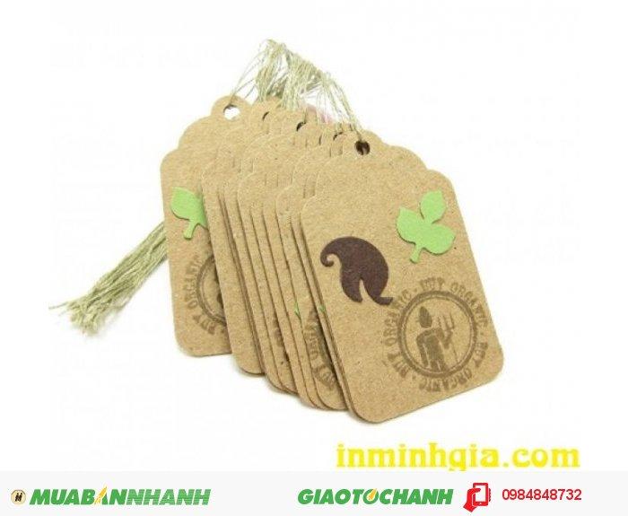 In thẻ bài, mác dệt, nhãn mác quần áo giá rẻ Hà Nội