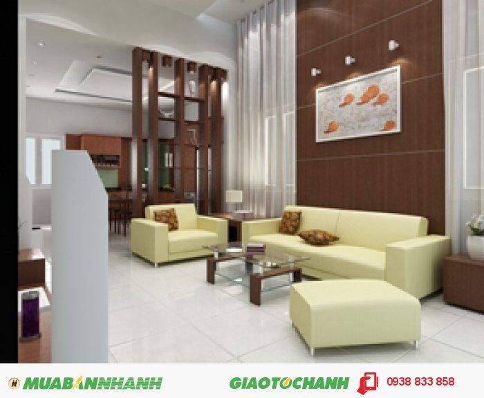 Bán nhà MT Nguyễn Văn Mai, Q3, DT 5m x 20m, Giá 12 tỷ(thương lượng)